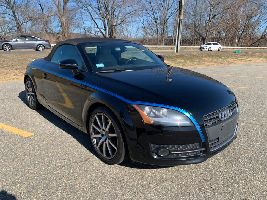 Used Audi TT 2dr Rdstr AT 2.0T quattro Prem Plus 2009 | Danny's Auto Sales. Methuen, Massachusetts