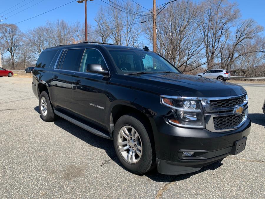Used Chevrolet Suburban 4WD 4dr 1500 LT 2016 | Danny's Auto Sales. Methuen, Massachusetts