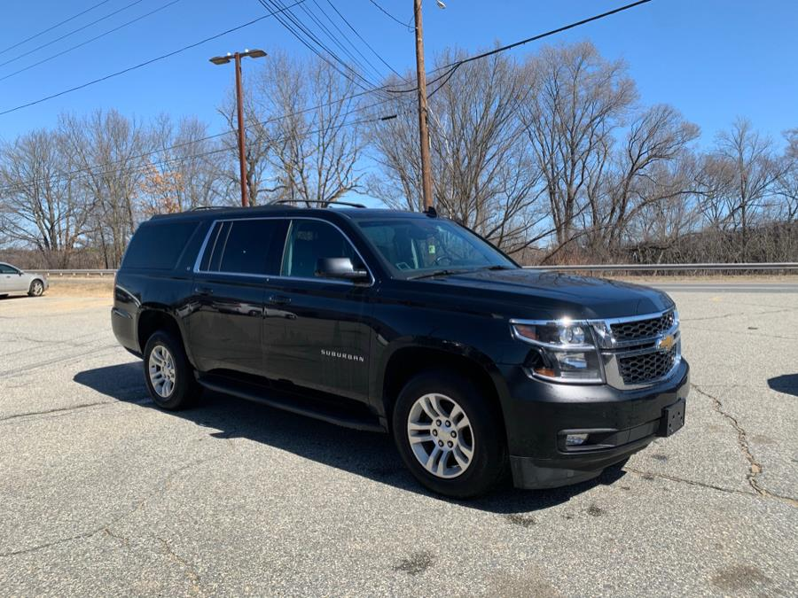 Used Chevrolet Suburban 4WD 4dr 1500 LT 2016 | Danny's Auto Sales. Methuen, Massachusetts