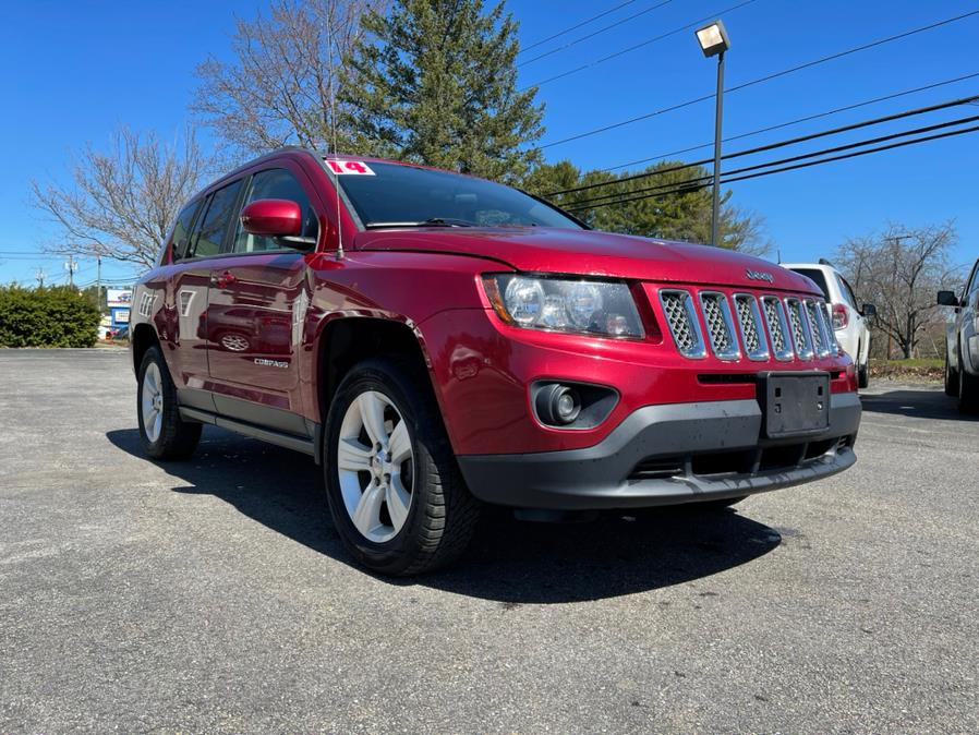 Used 2014 Jeep Compass in Merrimack, New Hampshire | Merrimack Autosport. Merrimack, New Hampshire