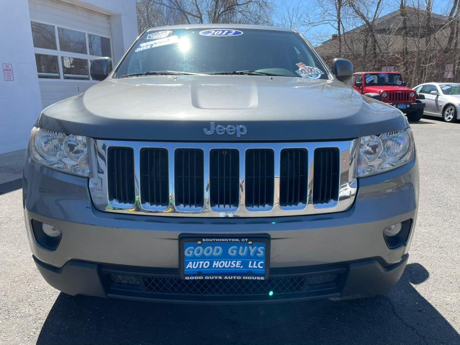 Used Jeep Grand Cherokee 4WD 4dr Laredo 2012   Good Guys Auto House. Southington, Connecticut
