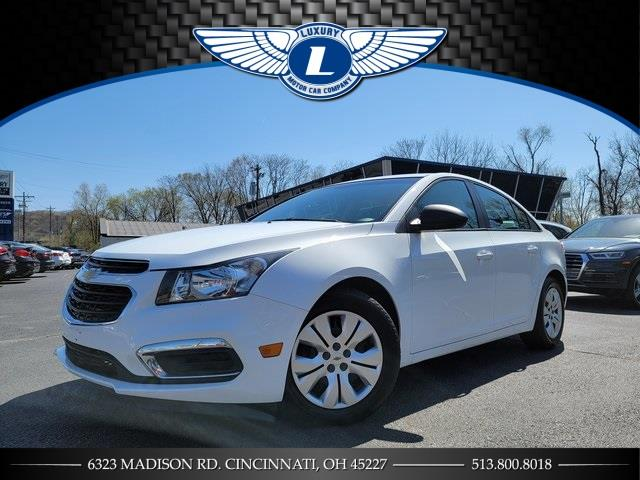 Used 2015 Chevrolet Cruze in Cincinnati, Ohio | Luxury Motor Car Company. Cincinnati, Ohio