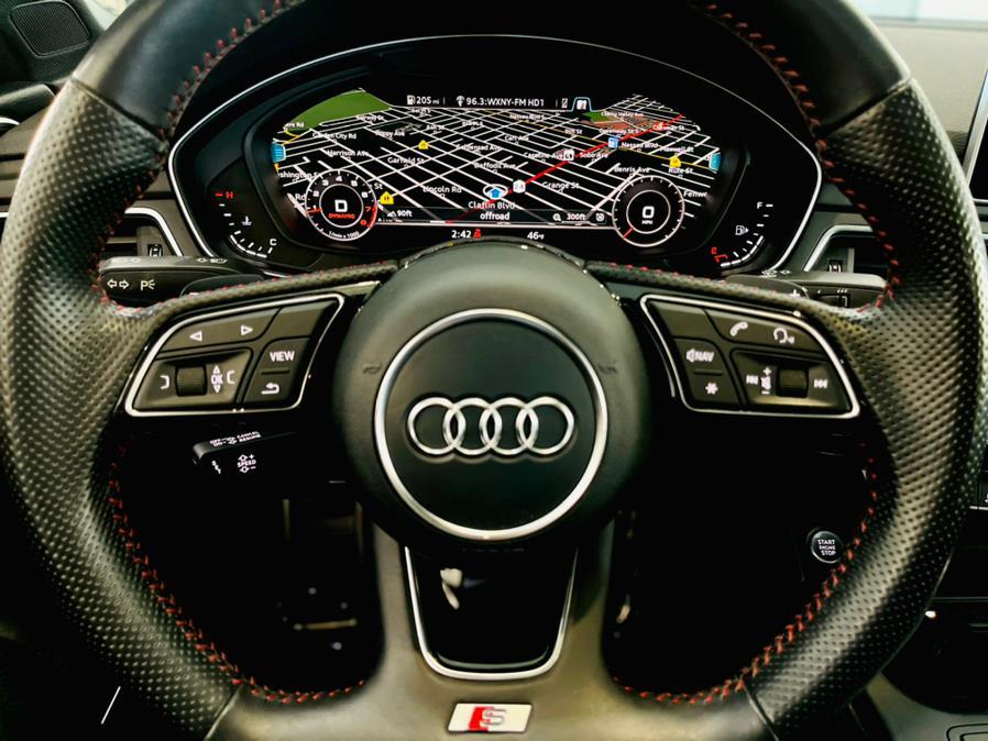 Used Audi A4 2.0 TFSI Tech Premium Plus S Tronic quattro AWD 2018   Luxury Motor Club. Franklin Square, New York