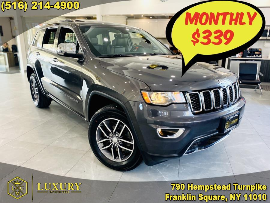 Used 2018 Jeep Grand Cherokee in Franklin Square, New York | Luxury Motor Club. Franklin Square, New York