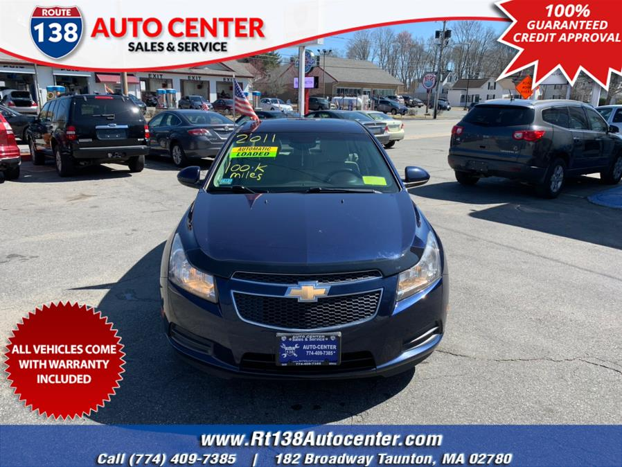 Used 2011 Chevrolet Cruze in Taunton, Massachusetts | Rt 138 Auto Center Inc . Taunton, Massachusetts
