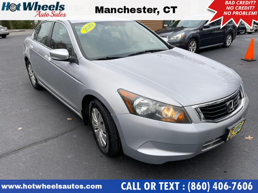 Used 2010 Honda Accord Sdn in Manchester, Connecticut | Hot Wheels Auto Sales LLC. Manchester, Connecticut