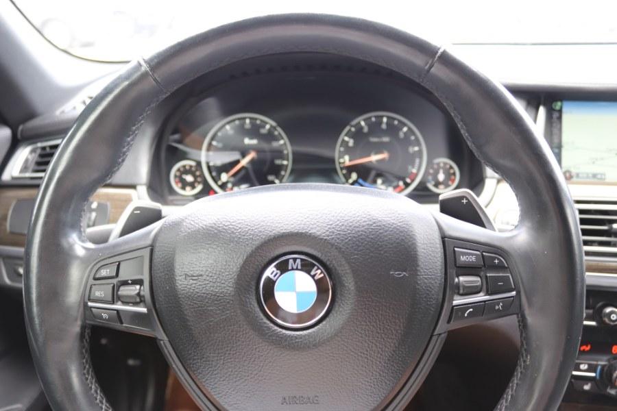 Used BMW 7 Series 4dr Sdn 750Li xDrive AWD 2014 | Rahib Motors. Winter Park, Florida