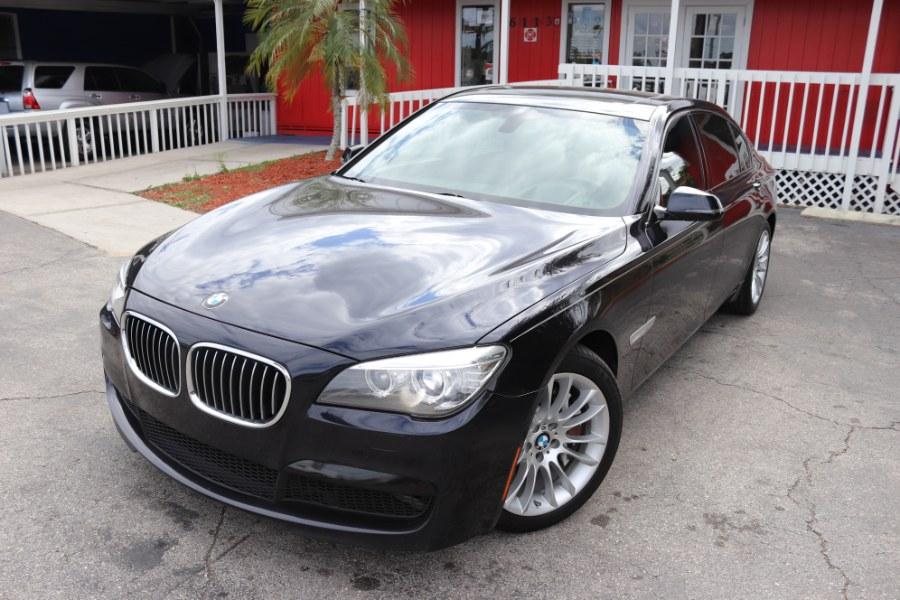 Used 2014 BMW 7 Series in Winter Park, Florida | Rahib Motors. Winter Park, Florida
