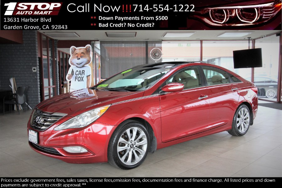 Used 2013 Hyundai Sonata in Garden Grove, California | 1 Stop Auto Mart Inc.. Garden Grove, California