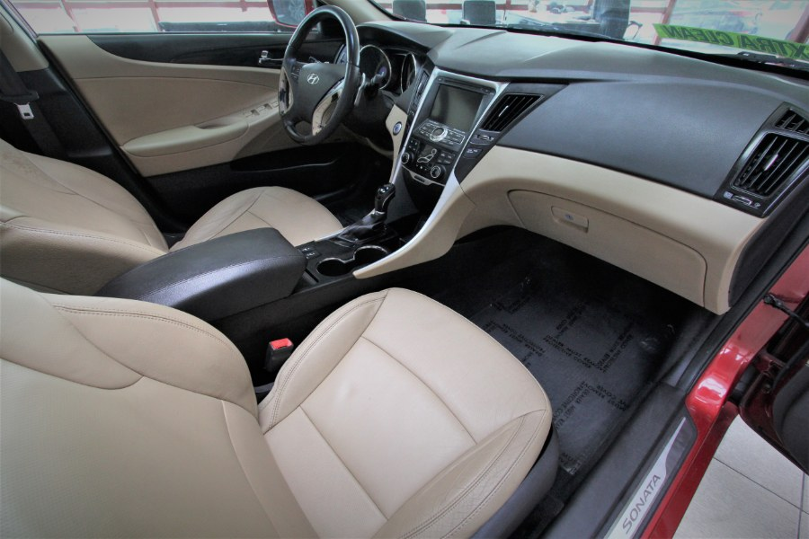 Used Hyundai Sonata 4dr Sdn 2.0T Auto Limited 2013 | 1 Stop Auto Mart Inc.. Garden Grove, California