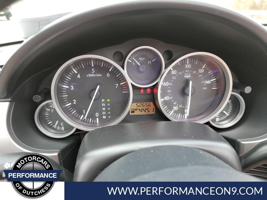 Used Mazda MX-5 Miata 2dr Conv PRHT Auto Grand Touring 2008   Performance Motorcars Inc. Wappingers Falls, New York