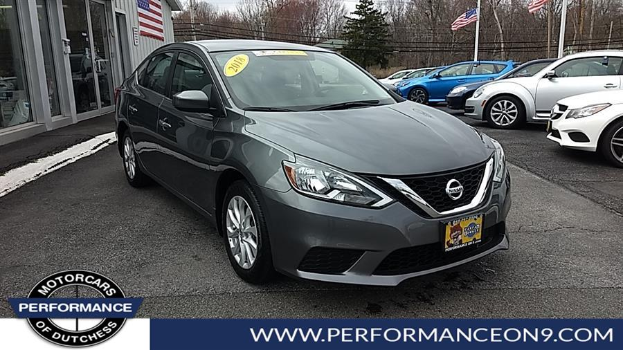 Used 2018 Nissan Sentra in Wappingers Falls, New York | Performance Motorcars Inc. Wappingers Falls, New York