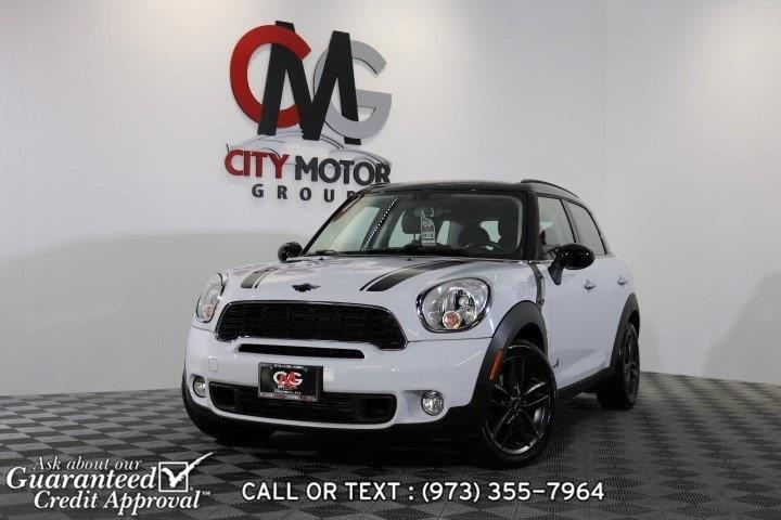 Used 2013 Mini Cooper s Countryman in Haskell, New Jersey | City Motor Group Inc.. Haskell, New Jersey