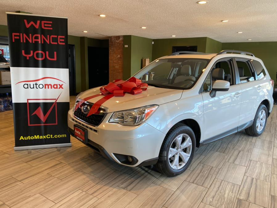 Used 2015 Subaru Forester in West Hartford, Connecticut | AutoMax. West Hartford, Connecticut