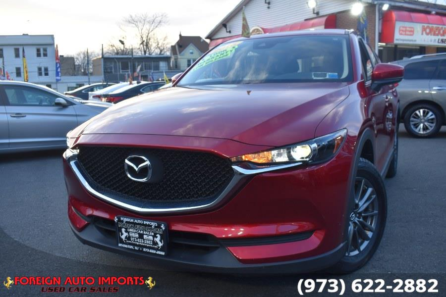 Used 2018 Mazda CX-5 in Irvington, New Jersey | Foreign Auto Imports. Irvington, New Jersey