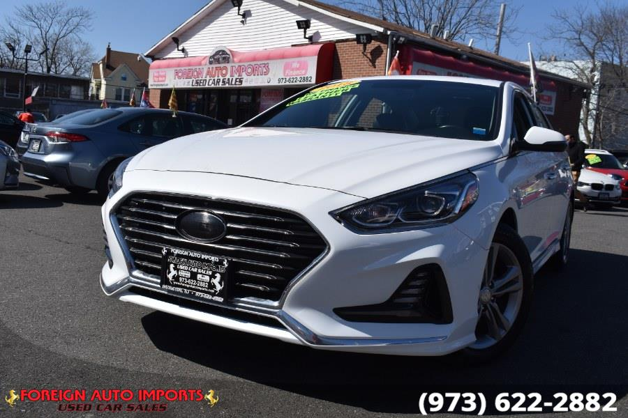 Used Hyundai Sonata Limited 2.4L SULEV *Ltd Avail* 2018 | Foreign Auto Imports. Irvington, New Jersey