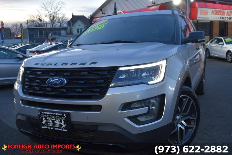 Used 2017 Ford Explorer in Irvington, New Jersey | Foreign Auto Imports. Irvington, New Jersey