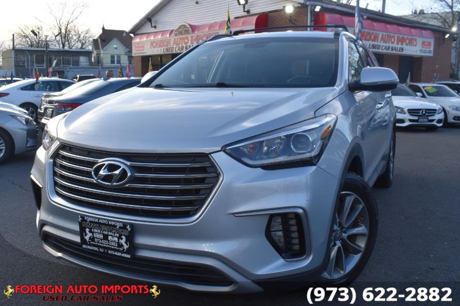 Used 2018 Hyundai Santa Fe in Irvington, New Jersey | Foreign Auto Imports. Irvington, New Jersey