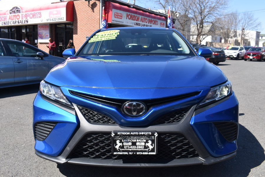 Used Toyota Camry SE Auto (Natl) 2019 | Foreign Auto Imports. Irvington, New Jersey