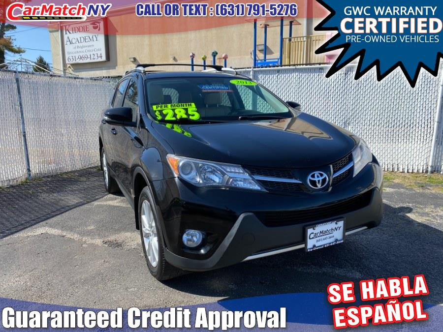 Used 2013 Toyota RAV4 in Bayshore, New York | Carmatch NY. Bayshore, New York
