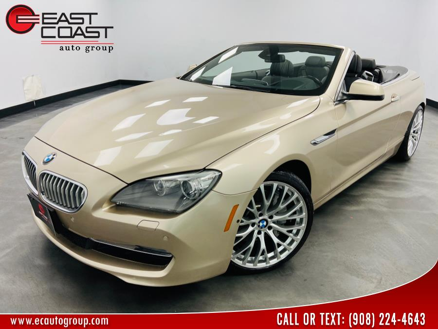 Used 2012 BMW 6 Series in Linden, New Jersey | East Coast Auto Group. Linden, New Jersey