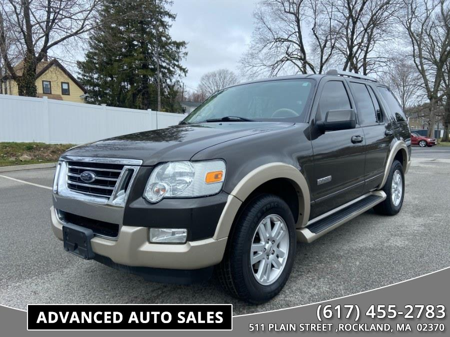 Used 2007 Ford Explorer in Rockland, Massachusetts | Advanced Auto Sales. Rockland, Massachusetts