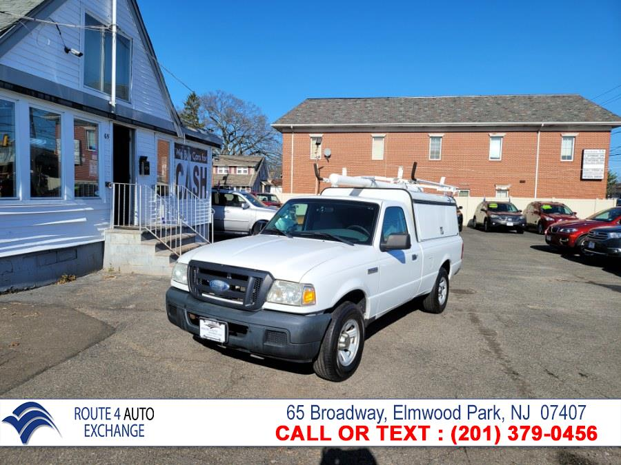 """Used Ford Ranger 2WD Reg Cab 112"""" XLT 2007 