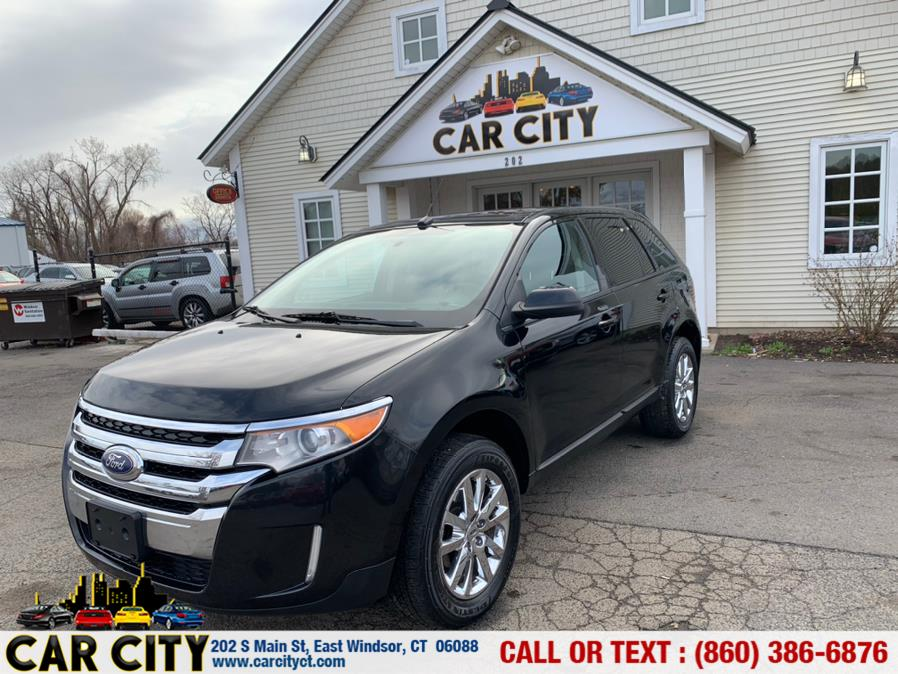 Used Ford Edge 4dr SEL AWD 2014 | Car City LLC. East Windsor, Connecticut
