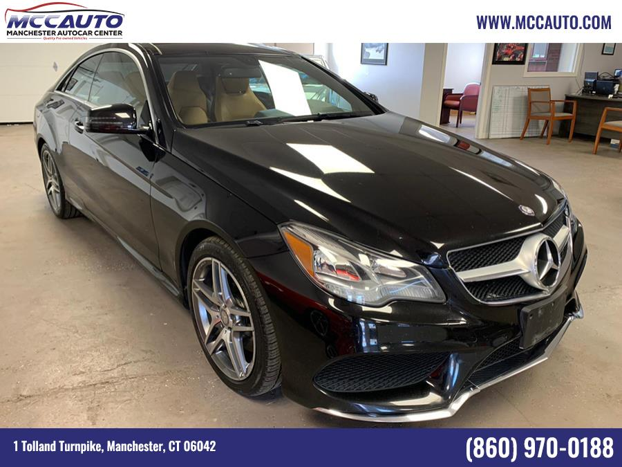 Used 2016 Mercedes-Benz E-Class in Manchester, Connecticut | Manchester Autocar Center. Manchester, Connecticut