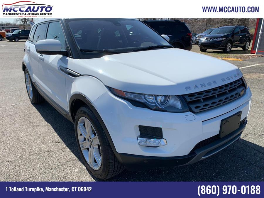 Used 2013 Land Rover Range Rover Evoque in Manchester, Connecticut | Manchester Autocar Center. Manchester, Connecticut