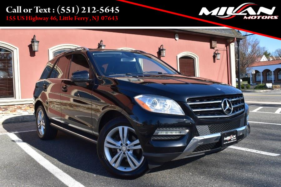 Used Mercedes-Benz M-Class 4MATIC 4dr ML350 2014 | Milan Motors. Little Ferry , New Jersey