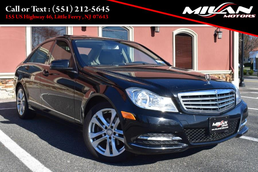 Used Mercedes-Benz C-Class 4dr Sdn C300 Luxury 4MATIC 2012 | Milan Motors. Little Ferry , New Jersey