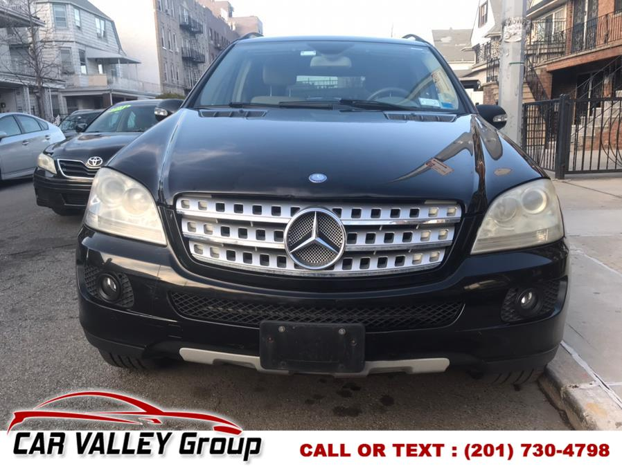 Used 2008 Mercedes-Benz M-Class in Jersey City, New Jersey | Car Valley Group. Jersey City, New Jersey