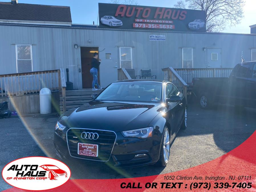 Used 2013 Audi A5 in Irvington , New Jersey | Auto Haus of Irvington Corp. Irvington , New Jersey