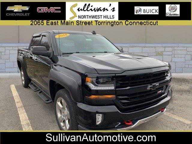 Used 2018 Chevrolet Silverado 1500 in Avon, Connecticut | Sullivan Automotive Group. Avon, Connecticut