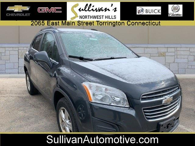 Used Chevrolet Trax LT 2016 | Sullivan Automotive Group. Avon, Connecticut