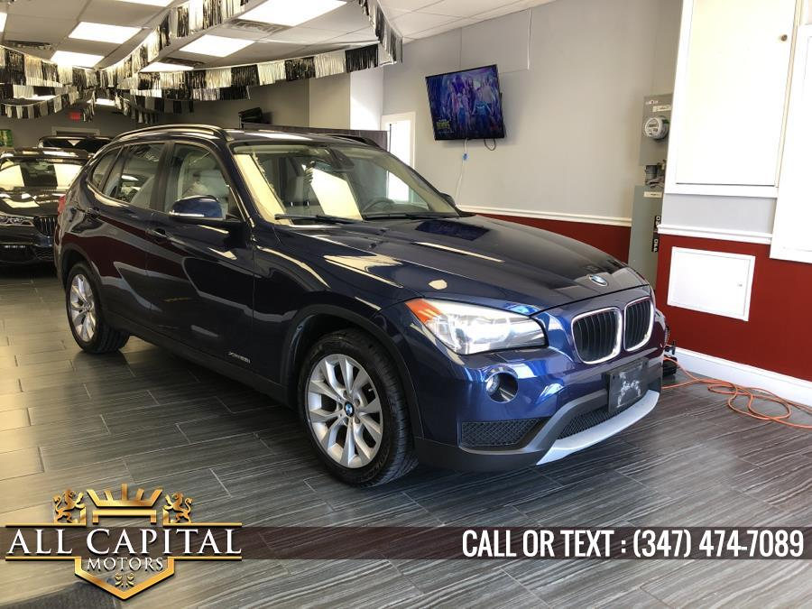 Used 2014 BMW X1 in Brooklyn, New York | All Capital Motors. Brooklyn, New York