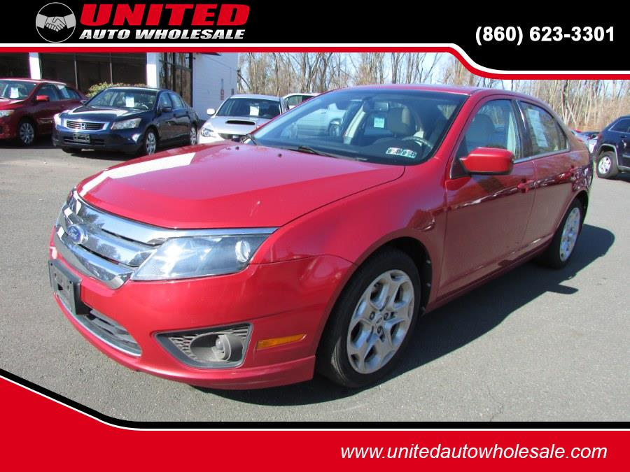 Used 2010 Ford Fusion in East Windsor, Connecticut | United Auto Sales of E Windsor, Inc. East Windsor, Connecticut