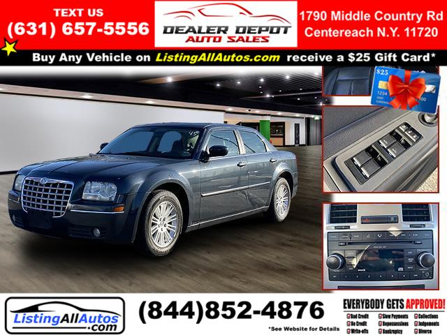 Used 2008 Chrysler 300 in Patchogue, New York | www.ListingAllAutos.com. Patchogue, New York