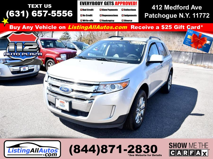 Used Ford Edge 4dr SEL FWD 2011 | www.ListingAllAutos.com. Patchogue, New York