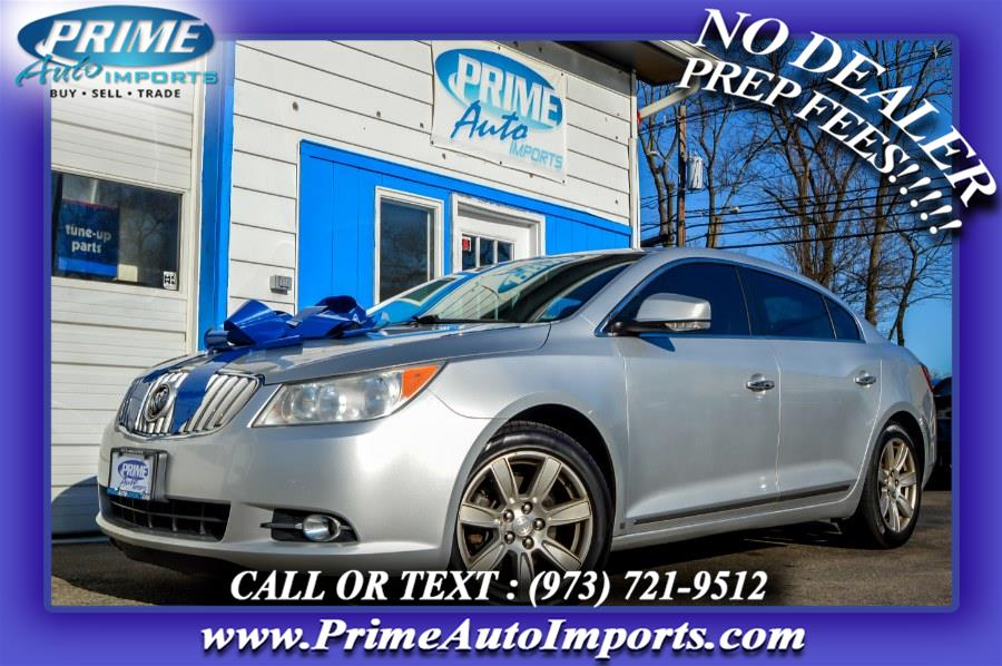 Used 2010 Buick LaCrosse in Bloomingdale, New Jersey | Prime Auto Imports. Bloomingdale, New Jersey