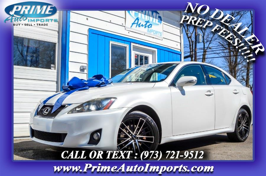Used 2011 Lexus IS 250 in Bloomingdale, New Jersey | Prime Auto Imports. Bloomingdale, New Jersey