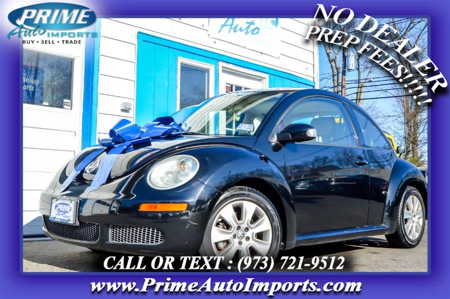 Used 2010 Volkswagen New Beetle Coupe in Bloomingdale, New Jersey | Prime Auto Imports. Bloomingdale, New Jersey