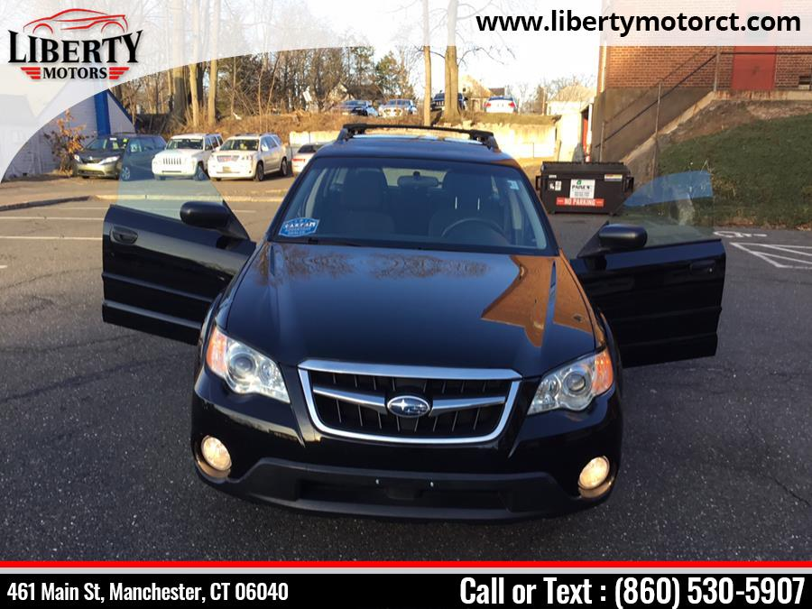 Used Subaru Outback 2.5 2009 | Liberty Motors. Manchester, Connecticut