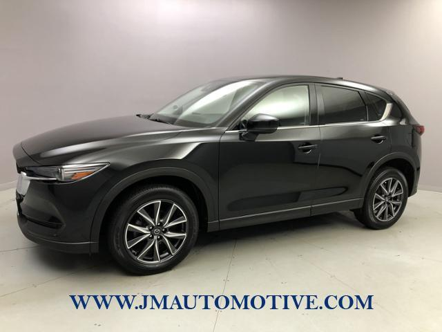Used 2018 Mazda Cx-5 in Naugatuck, Connecticut | J&M Automotive Sls&Svc LLC. Naugatuck, Connecticut