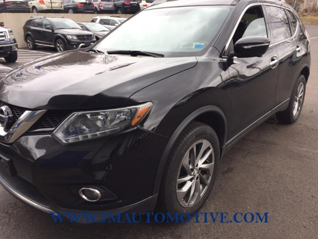 Used 2015 Nissan Rogue in Naugatuck, Connecticut | J&M Automotive Sls&Svc LLC. Naugatuck, Connecticut