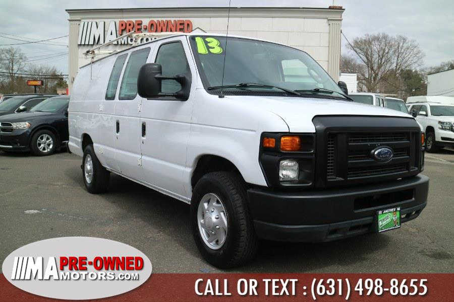 Used 2013 Ford Econoline Cargo Van in Huntington, New York | M & A Motors. Huntington, New York