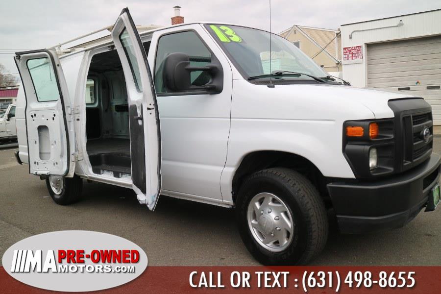 Used Ford Econoline Cargo Van E-350 Super Duty Ext Commercial 2013   M & A Motors. Huntington, New York