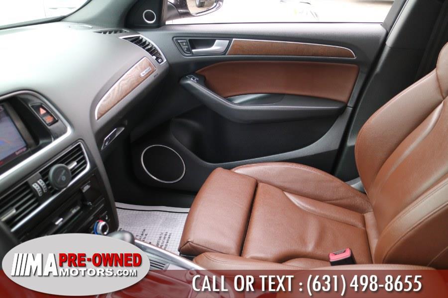 Used Audi Q5 quattro 4dr 2.0T Premium Plus 2014   M & A Motors. Huntington, New York