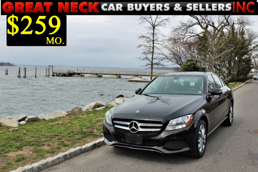 Used 2018 Mercedes-Benz C-Class in Great Neck, New York